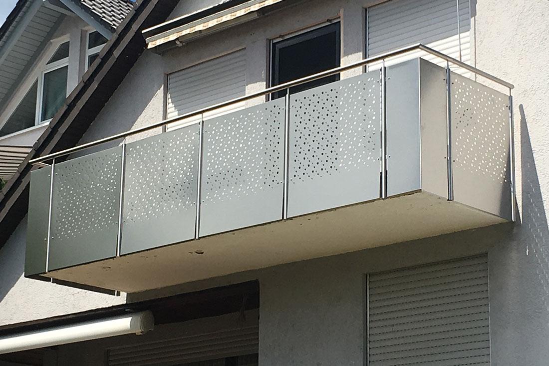 balkon gel nder baumg rtner und schulz metallbau. Black Bedroom Furniture Sets. Home Design Ideas